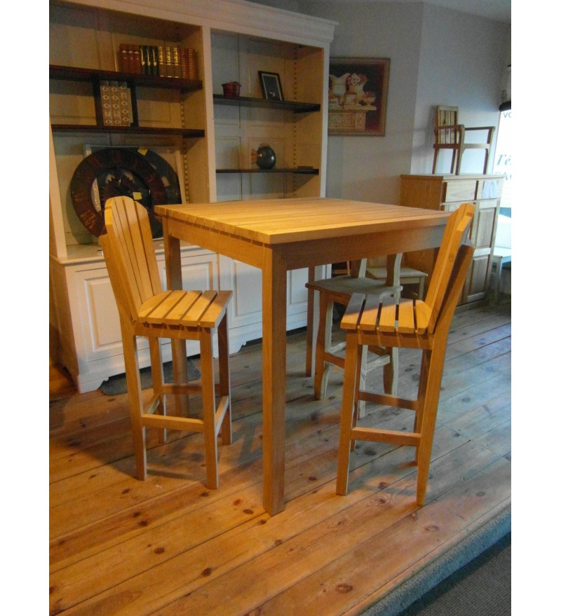 table bar et tabouret. Black Bedroom Furniture Sets. Home Design Ideas